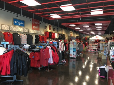 NC State Team Gear and Apparel at Red and White Shop (Up to 50% Off). Two Options Available.