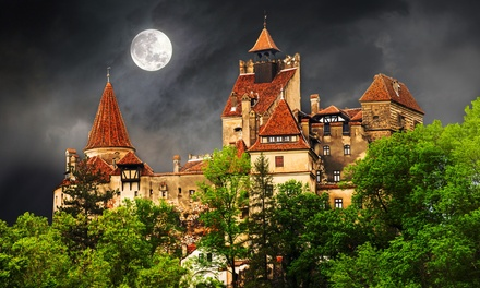 ✈ Bucharest: 2 to 4Night Break at Hemingway Residence with Flights and Option on Dracula's Castle Tour*