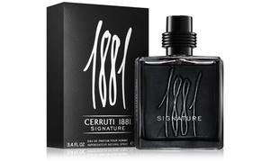 (Beauté)  Cerruti 1881 Signature -61% réduction