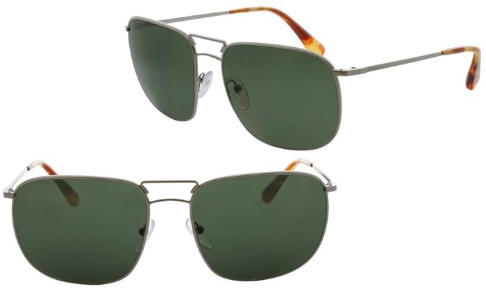 280dbc8fe Prada Sunglasses for Men and Women   Groupon