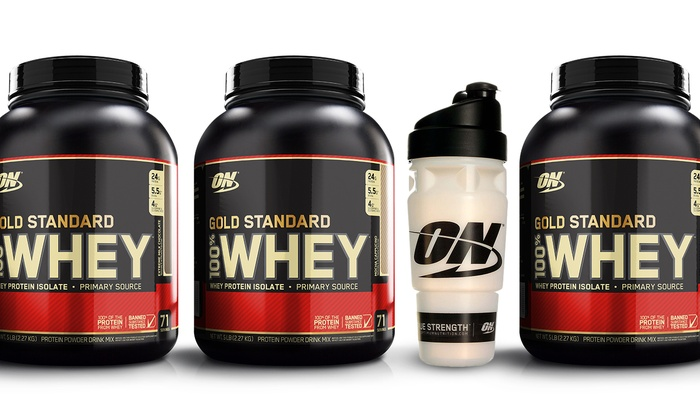011555e62 Optimum Nutrition Gold Standard Whey Protein Powder w Free Shaker Cup