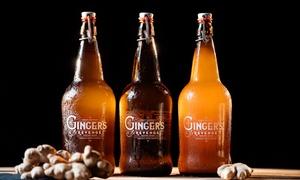 28% Off Brewery Package at Ginger's Revenge at Ginger's Revenge, plus 6.0% Cash Back from Ebates.