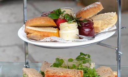Sparkling Afternoon Tea for Two or Four at Milford Hall Hotel and Spa (31% Off)