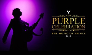 New Purple Celebration - The Music of Prince: New Purple Celebration - The Music of Prince, 16 August - 14  December, Multiple Locations (Up to 38% Off)