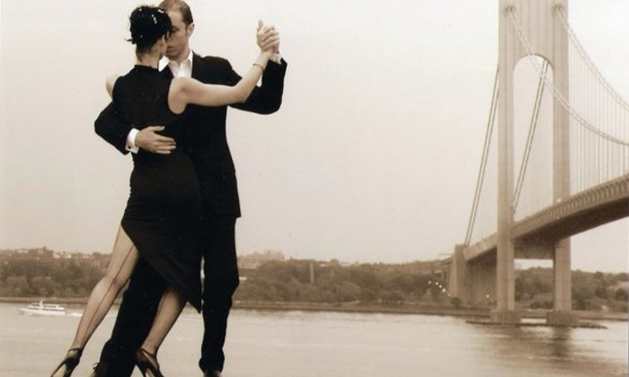 Mayte Vicens Dance Theater - Downtown New Rochelle: 5 Two Hour Argentine Tango Lessons at Mayte Vicens Dance Theater (61% Off)