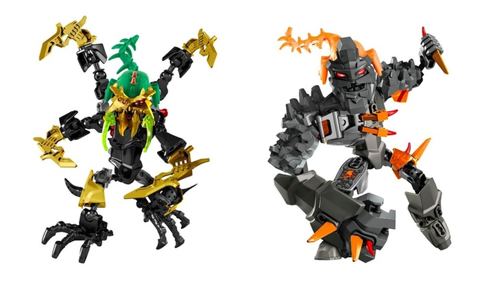 Lego Hero Factory Brain Attack Groupon