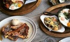 MP Taverna - Roslyn: Modern Greek Brunch With Bottomless Cocktails at MP Taverna (Up to 34% Off). Three Options Available.