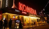 Krater Comedy Club and Burger Meal, 25 September - 27 November at 8 p.m., Komedia Brighton (Up to 48% Off)
