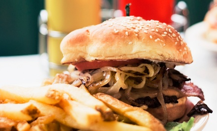 Pub Dinner at Tuck'd Away Bar & Grill (Up to 57% Off). Four Options Available.