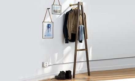 Crossbar Wall Mounted Clothes Stand from AED 349