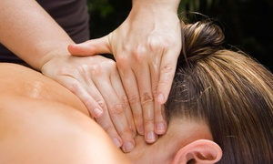 Heather Kline Massage: Up to 51% Off Customized Full-Body Massage  at Heather Kline Massage
