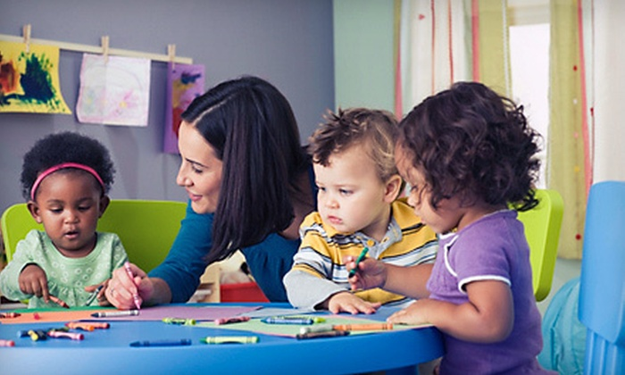 Nanny on Demand - Wyoming: Four Hours of Childcare for One, Two, Three, or Four Children at Nanny on Demand (Up to 56% Off)