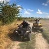 Initiation ou randonnée en quad