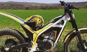 Stage de Moto Trial: Stage découverte d'1h30 de moto trial electric motion dès 49,90 € avec Stage de Moto Trial