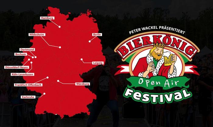 Bierkönig Festival Hamburg