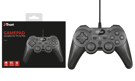 Controller gaming Trust per PS3/PC