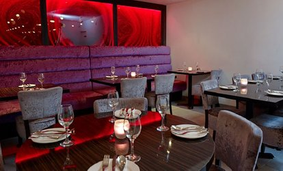 image for Indian Banquet for Two or Four at Purple Pakora Marple Bridge