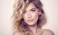 Damen-Haarschnitt mit Haarkur-Maske, inkl. Strähnen oder Ansatz färben, bei D A D Die Friseure (bis zu 55% sparen*)