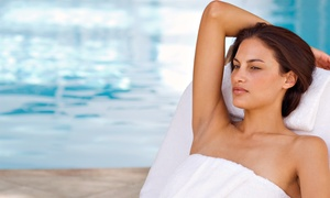 Skin Bliss Health & Wellness Spa: Six Laser Hair-Removal Treatments for a Small or Med Area at Skin Bliss Health & Wellness Spa (Up to73%Off)