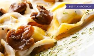 Pellino's Ristorante: $65 for a Three-Course Italian Dinner for Two at Pellino's Ristorante (Up to a $108 Value)