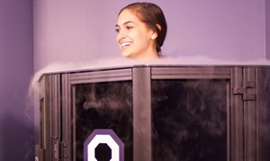 Up to 50% Off Whole-Body Cryotherapy at Glacé Cryotherapy at Glacé Cryotherapy, plus 6.0% Cash Back from Ebates.