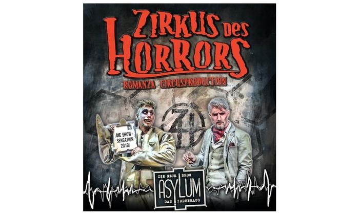 Horror Zirkus Frankfurt