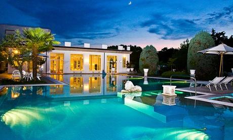 Bellavista Terme Resort e Spa: percorso Spa di coppia con accesso a piscine, bagno turco, sauna e camera matrimoniale