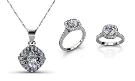 Bijoux Cushy au choix de la marque Her Jewellery ornés de cristaux Swarovski®