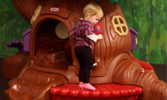 Kiddietown Play Centre - Albro Lake: 5 or 10 Indoor-Playland Visits at Kiddietown Play Centre (Up to 74% Off)