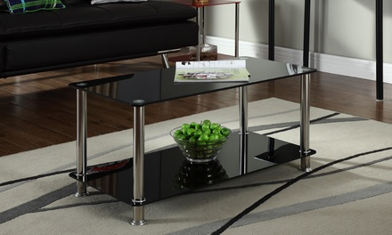 Milano Rectangular Coffee Table