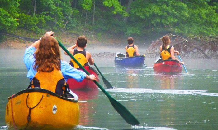 Camps Kahdalea & Chosatonga - Catheys Creek: Summer Camps for Kids and Families at Camps Kahdalea & Chosatonga (Up to 53% Off). Three Options Available.