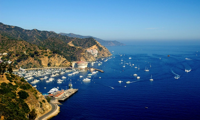 Catalina Island Seacrest Inn - Catalina Island, CA: 1-Night Stay for Two at Catalina Island Seacrest Inn in Avalon, CA. Valid Sunday–Thursday. Combine Up to 2 Nights.