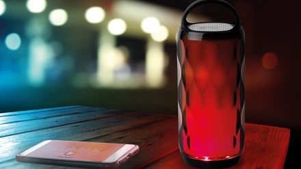 One, Two or Three Intempo Galaxy Bluetooth Speakers