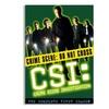 CSI Season 1 on DVD