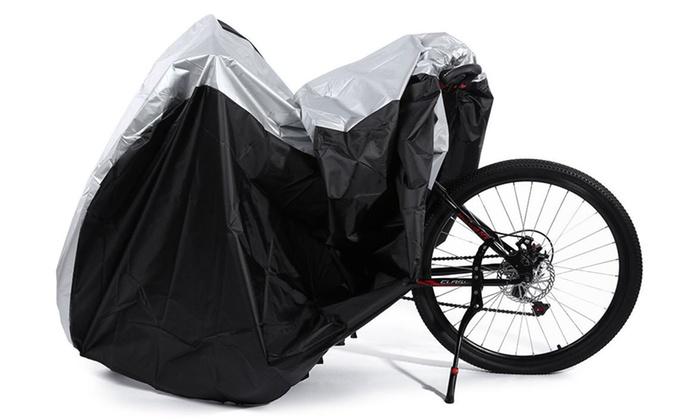 Waterproof Bike Storage Cover with Storage Bag