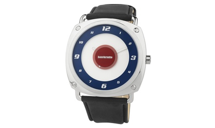 Lambretta Brunori Leather Target Watch 2074TAR