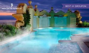 Spa Principe Di Piemonte - Suite 62: Principe di Piemonte: Spa a 5 stelle, massaggio di coppia e piscina salata a 36° effetto thalasso termale da 39,90 €