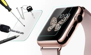 Verre trempé pour Apple Watch