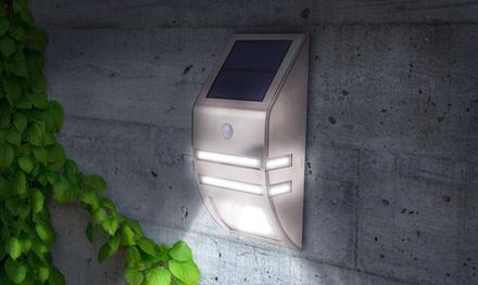 1, 2 ou 3 appliques solaires LED avec détecteur de mouvement  (SaintEtienne)
