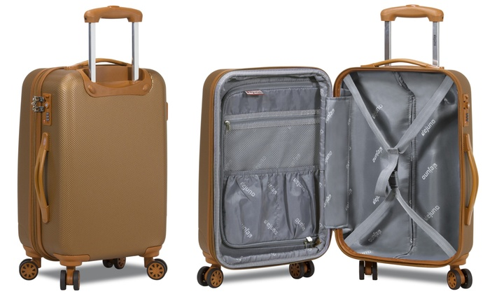 Up To 74% Off on Dejuno Legion Luggage Set (3-Pc) | Groupon