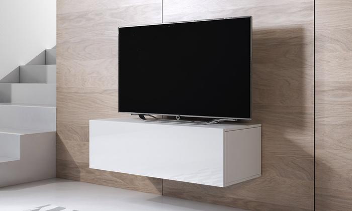 Zwevende Tv Kast.Tot 30 Op Zwevend Tv Meubel Groupon Producten