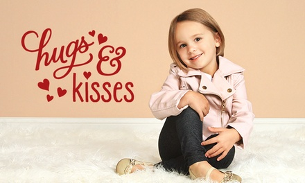 Photo Shoot Package with Optional Digital Image at JCPenney Portraits (Up to 80%)
