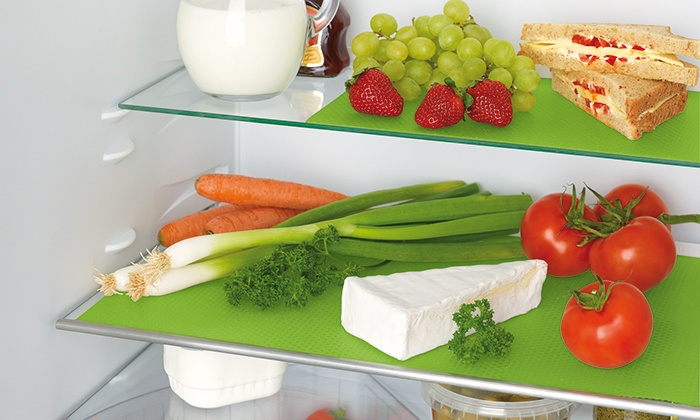 Kühlschrankmatte : Er set kühlschrankmatten groupon goods