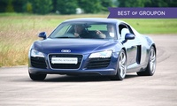 Supercar Experience for One or Two at Driving Sensation
