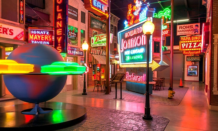 American Sign Museum - Camp Washington: American Sign Museum Visit for Two or Four (Up to 50% Off)