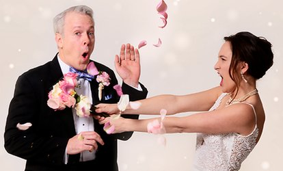 "image for Pittsburgh CLO's ""Perfect Wedding"" (May 11–20)"
