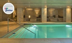 A ROMA WELLNESS & SPA: A. Roma Wellness&Spa - Ingresso Spa Full Day per 2 persone con piscina, sauna e docce emozionali(sconto 50%)
