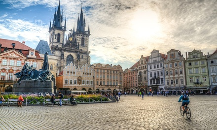 ✈ Prague: 24 Nights at a Choice of 4* Hotels with Breakfasts and Flights*