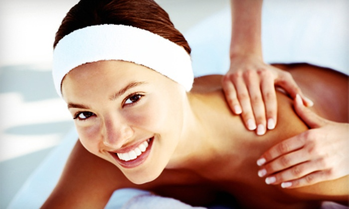 A Touch From The Soul - Little Rock: One or Three Custom Massages with Mini Facials at A Touch From The Soul (Up to 67% Off)