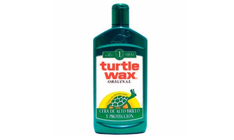 1, 2 o 3 botellas de cera líquida para coche Turtle Wax 500 ml Oferta en Groupon
